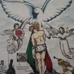 PANOS CHRIST EN CROIX