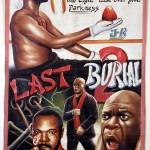 last burial