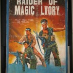 raider of the magic